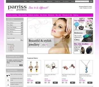 blue john jewellery and many other types of stone from parriss jewellers